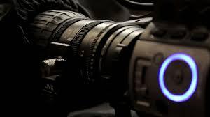 Studio System Tv Studio Camera Servo Lens System Free Stock Video Footage