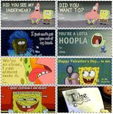 spongebob valentines day cards spongebob valentines valentines valentines onni ja