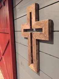 rustic wooden crosses rustic wooden cross
