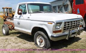 1979 ford f150 custom 1979 ford f150 custom truck item d5029 sold june