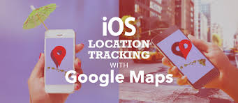 Draw A Route On Google Maps by Displaying Ios Location Data W Swift And Google Maps Api Pubnub