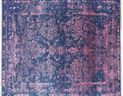 Modern Floral Rug 8 2 X 10 2 Modern Knotted Wool Silk Floral Rug