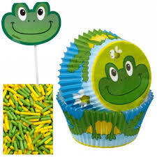 Wilton Cupcake Decorating Wilton Wilton Cupcake Decorating Kit Frog