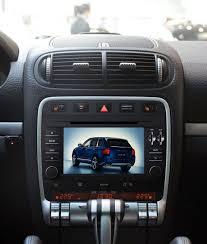 Porsche Cayenne Navigation System - m443 porsche cayenne media satnav 2006 09 u2013 roadnavi