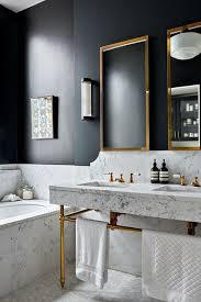Black And Blue Bathroom Ideas Bathroom Ideas Marbles And Hardware