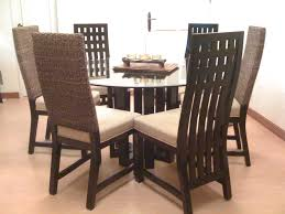 glass dining table for sale philippines modern as adpost com