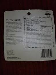 turkey lacers cook turkey lacers with string stainless steel