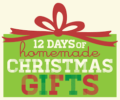 12 days of homemade christmas