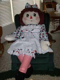 handmade raggedy ann doll sale u0026 raggedy ann u0026 raggedy andy dolls