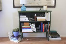 Mid Century Modern Bookcase Tang U201d Mid Century Modern Bookcase Make Over Queen B Vintage Studios