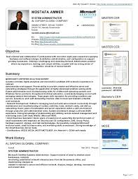 Sample Resume For Chemical Engineer by 18 Sample Resume For Ccna Certified