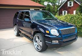 Ford Explorer Custom - 2006 ford explorer information and photos zombiedrive