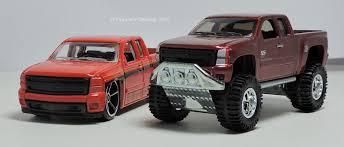 matchbox chevy impala two lane desktop wheels 2007 chevy silverado in 2wd and 4x4