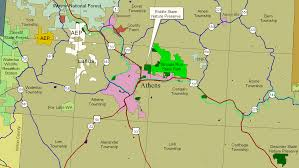 Athens Ohio Map by Athens Area Outdoor Recreation Guide Dale And Jackie Riddle State