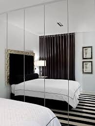Bedroom Ceiling Mirror by Magnificent Floor To Ceiling Mirror Hall Scandinavian With Hall