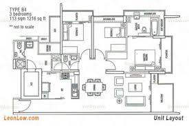 The Parc Condo Floor Plan The Parc Condo For Sale West Coast Condo Singapore Property Id326