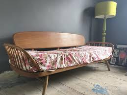 Ercol Bedroom Furniture John Lewis Ercol Windsor Studio Couch Day Bed Settee Sofa Frame Danish