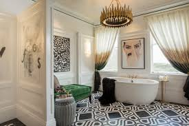 bathroom design san francisco decorator s showcase house san francisco 2015 eclectic