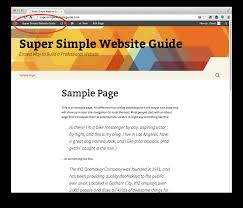 how to add pages and posts to your wordpress website supersimpl