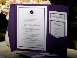 design your own wedding invitations custom pocketfold wedding invitations design your own 2679932