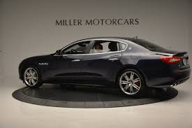custom maserati sedan 2017 maserati quattroporte s q4 stock m1664 for sale near