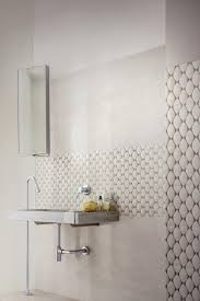 how to make a statement with bathroom tiles