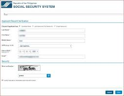 how to apply for sss membership online for non members useful wall