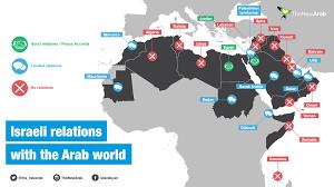 Middle East Map Israel by Saudi Arabia And Israel U0027working Together Against Iran U0027 Tehran
