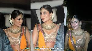 kareena kapoor sangeet dress bridal her wedding diy