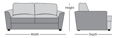 Sofa Width Measuring Guide Godby Home Furnishings Noblesville Carmel