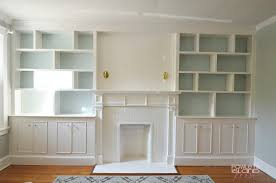 built in bookshelves flanking the fireplace fireplace ideas