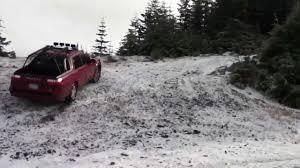 subaru baja mud tires subaru baja hill climb youtube