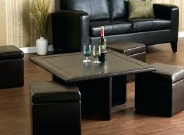 cushion coffee table with storage cushion coffee table migoals co