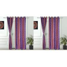 Home Design Story Pc by Story Home 4 Pc Tab Top Door Curtains Curtains For Doors