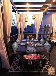 Cheap Outdoor Curtains For Patio Wow This Outdoor Living Room Is Amazing And Has So Many Smart