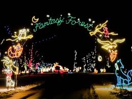 fantasy in lights military discount on the lake