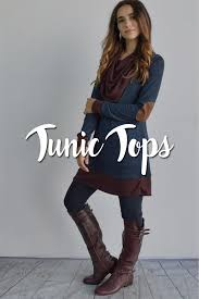 10 Must Haves For Every by 10 Must Haves Tunic Tops Thestylecity S Fashion S