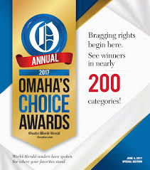 2017 omaha u0027s choice awards by omaha world herald issuu