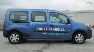 renault kangoo maxi z e dro4cars