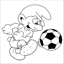 smurfs coloring pages coloringsuite com