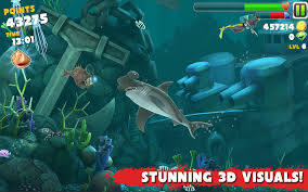 hungry shark evolution hacked apk hungry shark evolution apk mod v4 1 0 data offline unlimited