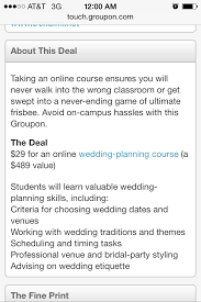 wedding planner certification online anyone can become a certified wedding planner for 29 through