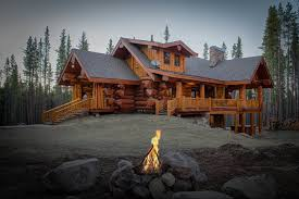 Interior Log Home Pictures Home Mountain Log Homes Of Colorado