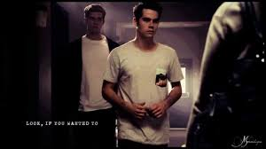 Naked Girl Meme - stiles lydia say you have a little faith in me 3x15 youtube