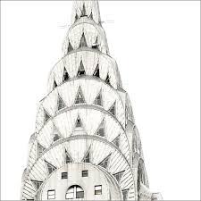 chrysler building new york city manhattan midtown milo