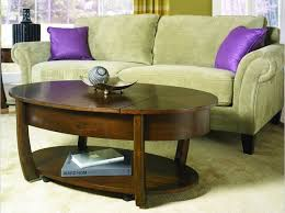 hepburn lift top side end table 20 top wooden oval coffee tables