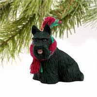 scottish terrier ornaments by yuckles
