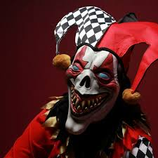 Scary Clown Halloween Costume 25 Scary Clown Mask Ideas Creepy Clown Scary