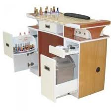 manicure table with built in led light beauty salon furniture manicure table model event wm