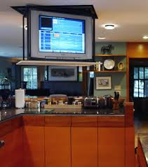 Tv In Kitchen Cabinet by Big Screen Tv Decorating Solutions Oregonlive Com